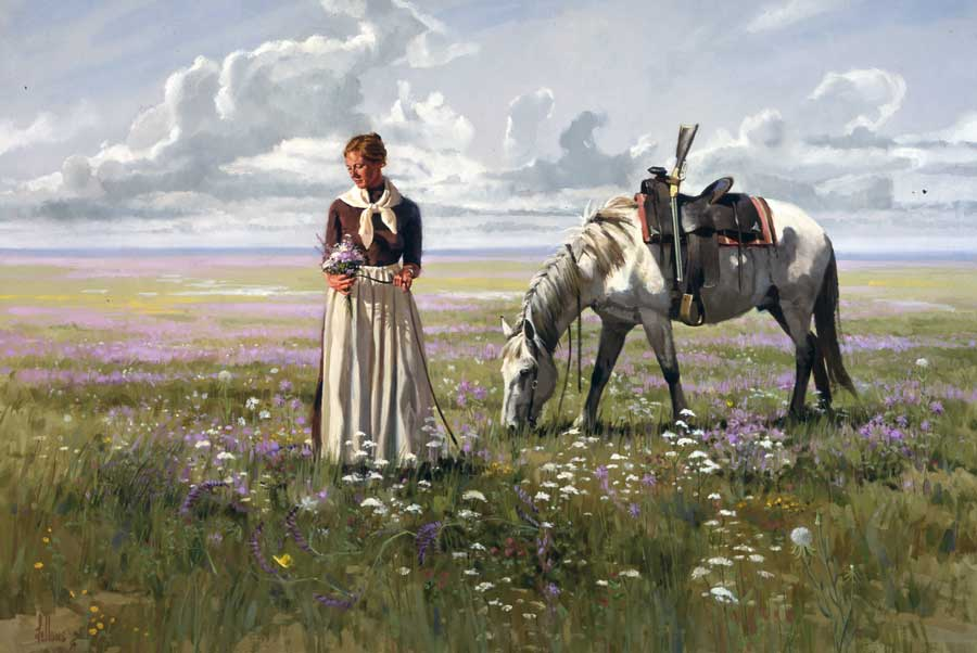 buffalo prairie women Many native american myths could equally be  the calf walked further into the prairie,  when the white buffalo woman enters the lodge she walks around it .